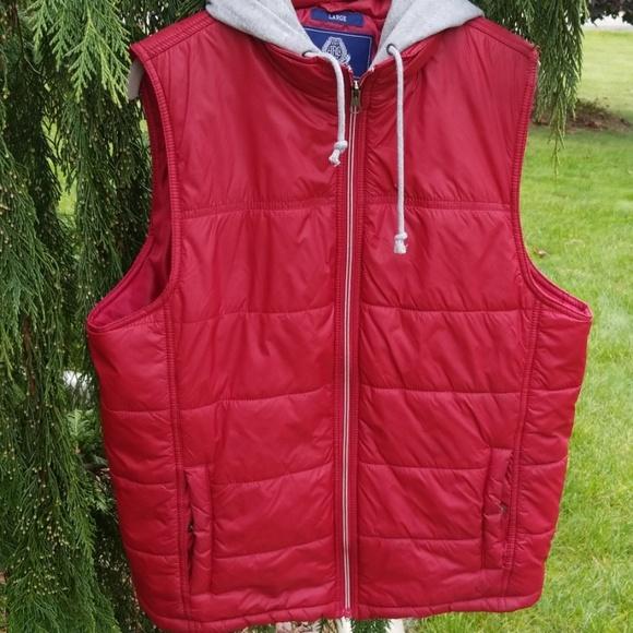 American Rag Other - American Rag Hooded Puffer Winter Vest